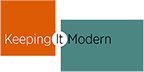 Keeping It Modern logo